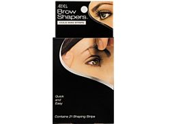 Полоски с воском для придания формы бровям / Ardell Brow Shapers Cold Wax Strips