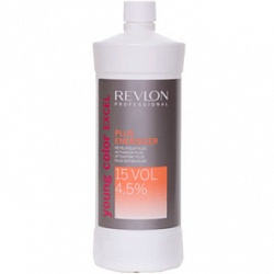 Активатор красок 4.5% / Revlon Professional Activador Young Color Excel 15 vol 900 мл