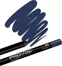 Гелевый карандаш для глаз 67 / Provoc Gel Eye Liner 67
