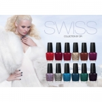 OPI Swiss Collection - Осень 2010