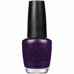 Лак для ногтей NLC 19 / OPI A Grape Affair 15 мл