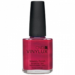 Лак для ногтей / CND Vinylux Weekly Polish Hot Chilis № 120 15мл