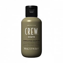Масло для бритья  / American Crew lubricating shave oil 50 мл