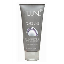 Кондиционер Платиновый Блондин / Keune Platinum Blonde Conditioner 200 мл