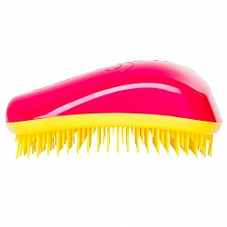 Расческа Фуксия-желтый / Dessata Hair Brush Original Fuchsia-Yellow