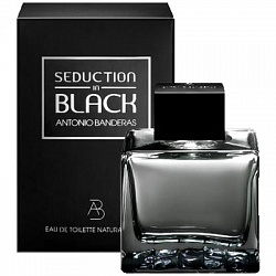 Antonio Banderas Seduction in Black 50 мл туалетная вода