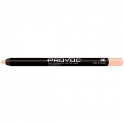 Гелевый карандаш для глаз 40 / Provoc Gel Eye Liner 40