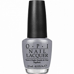 Лак для ногтей NLF79 / OPI Embrace the Gray 15мл