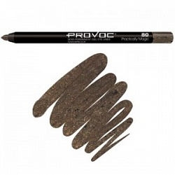 Гелевый карандаш для глаз 80 / Provoc Gel Eye Liner 80