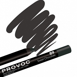 Гелевый карандаш для глаз 89 / Provoc Gel Eye Liner 89