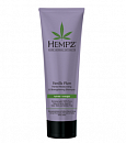 Шампунь Ваниль и Слива / Hempz Vanilla Plum Herbal Moisturizing & Strengthening Shampoo 265мл