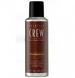 Спрей для объема волос / American Crew Styling Boost Spray Techseries200 мл