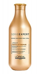 Шампунь восстанавливающий / L'OREAL Absolut Repair 300мл