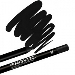 Гелевый карандаш для глаз 98 / Provoc Gel Eye Liner 98