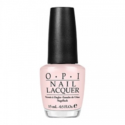 Лак для ногтей NLF28 / OPI Step Right Up!