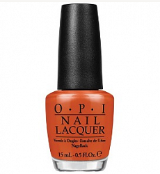 Лак для ногтей NLV26 / OPI It's a Piazza Cake 15мл