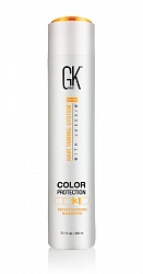 Увлажняющий шампунь / GKhair Color Protection Moistirising Shampoo 300 мл