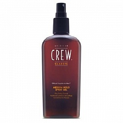 Спрей-гель для волос средней фиксации / American Crew Classic Medium Hold Spray Gel 250мл