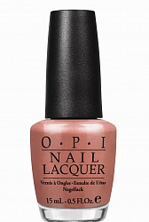 Лак для ногтей NLE77 / OPI Hands Off My Kielbasa 15мл