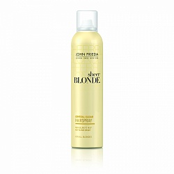 Лак для светлых волос / John Frieda Sheer Blonde 250 мл
