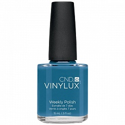 Лак для ногтей / CND Vinylux Weekly Polish Blue Rapture № 162 15мл