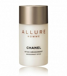 Chanel Allure Homme 75 мл део-стик