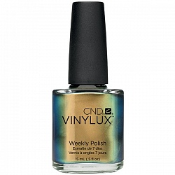 Лак для ногтей / CND Vinylux Weekly Polish Gilded Pleasure № 115 15мл