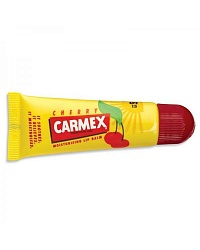 Бальзам для губ вишня в тубе / Carmex Soothing Cherry 10 гр