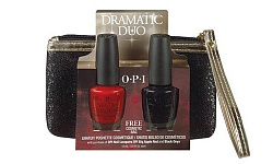 Набор / OPI Dramatic Duo