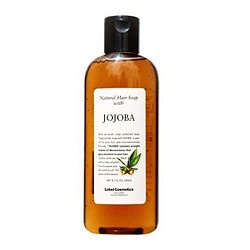 Шампунь с маслом жожоба / Lebel Natural Hair Soap Shampoo Jojoba 240 мл