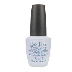 Верхнее покрытие Быстрая сушка / OPI RapiDry Top Coat 15мл