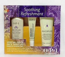 Набор / OPI Soothing Refreshment