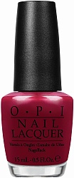 Лак для ногтей NLN48 / OPI Thank Glogg It's Friday! 15мл