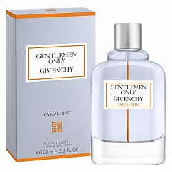Givenchy Gentlemen Only Casual Chic 100 мл ТЕСТЕР туалетная вода