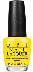 Лак для ногтей NLA65 / OPI I Just Cant Copeacabana