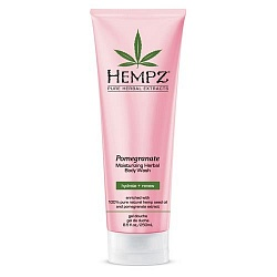 Гель для душа с гранатом /Hempz Pomegranate Body Wash 250мл