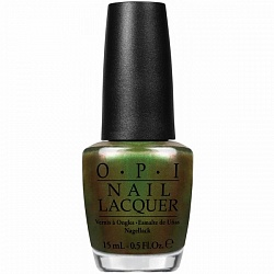 Лак для ногтей NLC 18 / OPI Green on the Runway 15 мл