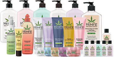 Hempz Body Care - Косметика для тела